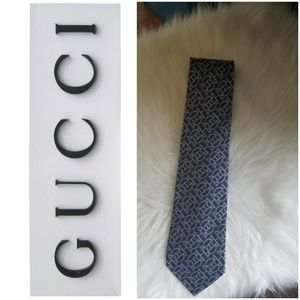 44ee027c3330 Gucci Accessories | Silk Neck Tie Equestrian Italy Made Classic ...